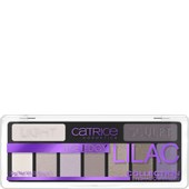 Catrice - Eyeshadow - The Edgy Lilac Collection Eyeshadow Palette