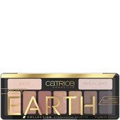 Catrice - Lidschatten - The Epic Earth Collection Eyeshadow Palette