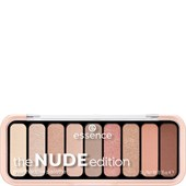 Essence - Øjenskygger - The Nude Edition Eyeshadow Palette