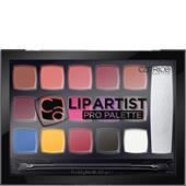 Catrice - Lipstick - Lip Artist Pro Palette