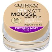 Catrice - Make-up - 12h Matt Mousse Make Up