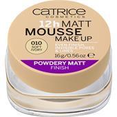 Catrice - Make-up - 12h Matt Mousse Make Up