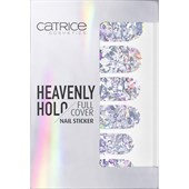 Catrice - Kynsilakka - Heavenly Holo Full Cover Nail Sticker