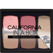 Catrice - Puder - California In A Box Bronzer & Blush Palette