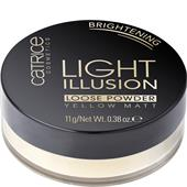 Catrice - Puder - Light Illusion Loose Powder
