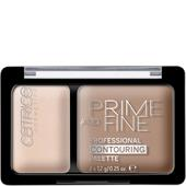Catrice - Puder - Prime And Fine Professional Contouring Palette