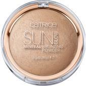 Catrice - Powder - Sun Glow Mineral Bronzing Powder