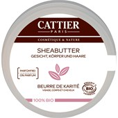 Cattier - Body care - 100% biologico 100% biologico