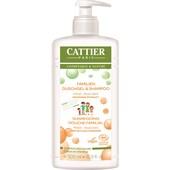 Cattier - Körperpflege - Familien Duschgel & Shampoo