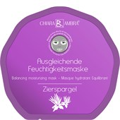 Chiara Ambra - Masken - Zierspargel Vliesmaske Ausgleichende Feuchtigkeitsmaske