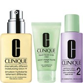 Clinique - 3-Step skin care system - Gift Set
