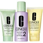 Clinique - 3-Step skin care system - Intro Kit Skin Type 2 Gift Set
