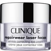 Clinique - Vårdande anti-age-produkter - Repairwear Laser Focus Wrinkle Correcting Eye Cream