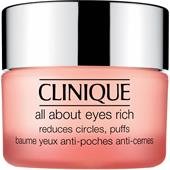 Clinique - Cuidado de ojos y labios - All About Eyes Rich