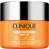 Clinique - Soin hydratant - Superdefense Cream SPF 25