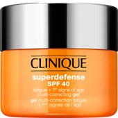 Clinique - Kosteuttava hoito - Superdefense Gel SPF 40