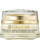 Collistar - Pure Actives - Glycolic Acid Rich Cream