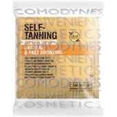 Comodynes - Skin care - Self-tanning wipes