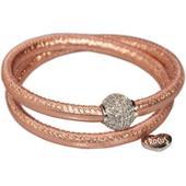 Crocus Schmuck - Bracelets - Double-wrap magnetic bracelet 36 cm