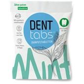 DENTTABS - Zahnputztabletten - DENTTABS ohne Fluorid