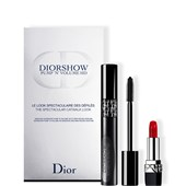 DIOR - Rtěnky - Diorshow Pump 'N' Volume HD Set