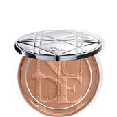 DIOR - Hehkutuotteet - Diorskin Mineral Nude Bronze Healthy Glow Bronzing Powder