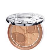 DIOR - Fond de teint solaire - Diorskin Mineral Nude Bronze Healthy Glow Bronzing Powder
