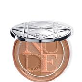 DIOR - Sonnenmake-up - Diorskin Mineral Nude Bronze Healthy Glow Bronzing Powder