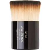 Da Vinci - Powder brush - Foundation and Powder Brush in a travel box