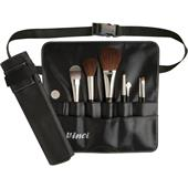 Da Vinci - Set - Brush Set, Belt Pouch with 7 Brushes