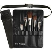 Da Vinci - Set - Brush Set, Belt Pouch with 8 Brushes