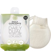 Daily Concepts - Accessoires - Daily Dual Texture Scrubber