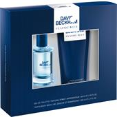 David Beckham - Classic Blue - Geschenkset
