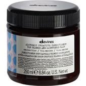 Davines - Alchemic System - Marine Blue Alchemic Creative Conditioner