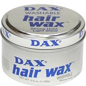Dax - Produit coiffant - Hair Wax Washable