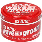 Dax - Haarstyling - Wave and Groom Hair Dress