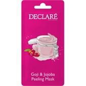 Declaré - Masken - Goji & Jojoba Peeling Mask
