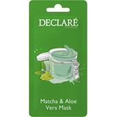 Declaré - Masks - Matcha & Aloe Vera Mask