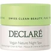 Declaré - Vegan Nature - Night Spa