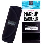 Der Original MakeUp Radierer - Tücher - Tuch Schwarz