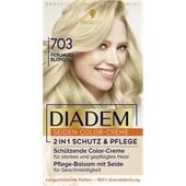 Diadem - Coloration - 703 Helmiäisenvaalea, taso 3 Silkki-värivoide