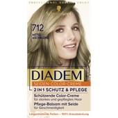 Diadem - Coloration - 712 Keskituhkanvaalea, taso 3 Silkki-värivoide