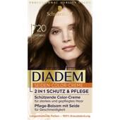 Diadem - Coloration - 720 Kastanja, taso 3 Silkki-värivoide
