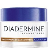 Diadermine - Night Care - Age Supreme Extra Rich