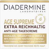 Diadermine - Tagespflege - Age Supreme Extra Reichhaltig Anti-Age Tagescreme   Tagespflege