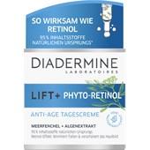 Diadermine - Tagespflege - Lift+ Phyto-Retinol Anti-Age Tagescreme