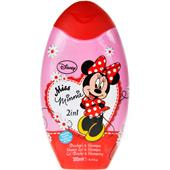 Disney - Mickey/Minnie - 2 en 1 Gel douche + shampooing