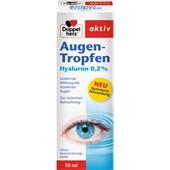 Doppelherz - Eyes - Eye drops Hyaluron