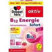 Doppelherz - Energie & Leistungsfähigkeit - B12 Energie Schmelztabletten