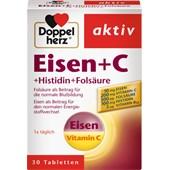 Doppelherz - Energie & Leistungsfähigkeit - Eisen + C + Histidin + Folsäure Tabletten
